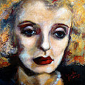 Classic Hollywood Movie Stars Bette Davis by Ginette Callaway