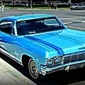 Classic Impala by Anatole Kortscheff