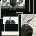 Classic Jag by Hazy Apple