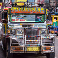 Classic Jeepney by James BO Insogna