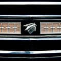 Classic Mercury Grill Emblem by Robert VanDerWal