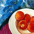 Classic Peaches by Doranne Alden
