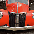 Classic Pick Up Truck by Herman Robert