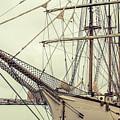 Classic Sail Ship by Cucu Mihai
