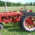 Classic Tractor by Richard Bryce and Family