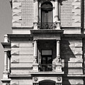 Classical Balcony Budapest by James Dougherty