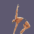 Classical Ballet Dancer by Joaquin Abella