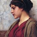 Classical Beauty John William Godward by Eloisa Mannion