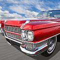 Classy - '64 Cadillac by Gill Billington