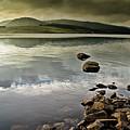 Clatteringshaws Loch by Sam Smith