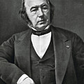 Claude Bernard, French Physiologist by Photo Researchers