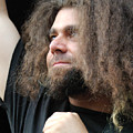 Claudio Sanchez Of Coheed And Cambria by J Bloomrosen