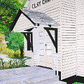 Clay Chapel by Anna Dubon