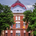 Clay County Courthouse by Joan Carroll