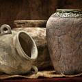 Clay Pottery II by Tom Mc Nemar