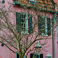 Clay Tile Roof In Charleston by Dale Powell