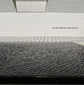 Clean Abstract Lines Of The Aga Khan Museum Facade With Black Po by Reimar Gaertner