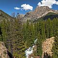 Clear Creek, Flat Top Mountain by Daryl L Hunter
