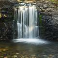 Clear Creek Water Fall by Rod Goodwin
