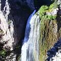 Clear Creek Waterfall  by Jeff Swan