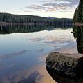 Clear Lake, Oregon by Lindy Pollard