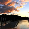 Clear Lake Sunset by Will Borden