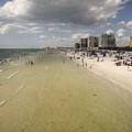 Clear Water Beach II by Patrick Ziegler