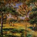 Clearing 1895 by Renoir PierreAuguste