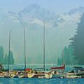 Clearing Mist by Robert Bissett