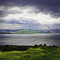 Clearing Over Galilee by Jim Ruff