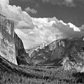 Clearing Skies Yosemite Valley by Tom and Pat Cory
