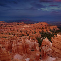Clearing Storm Over The Hoodoos Bryce Canyon National Park by Dave Welling