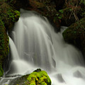 Clearwater Falls 1 by Ingrid Smith-Johnsen