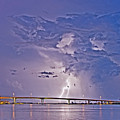 Clearwater Memorial Bridge II by Stephen Whalen