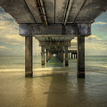 Clearwater Pier by David B Kawchak Custom Classic Photography