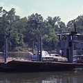 Cleece's River Ferry Nashville Tennessee - 1 by Randy Muir
