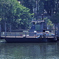 Cleece's River Ferry Nashville Tennessee - 2 by Randy Muir