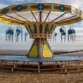 Cleethorpes Beach by Gill Kennett
