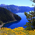 Cleetwood Cove At Crater Lake by Marty Fancy