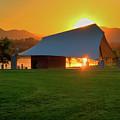 Clement Park Sunset by Dave Thompsen