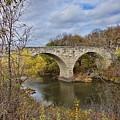 Clement Stone Arch Bridge by Alan Hutchins