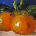 Clementines by Barbara Andolsek