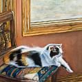 Cleo In The Sun by Laurie Tietjen