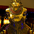 Cleopatra's Barge by Ricky Barnard