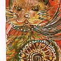 Cleo's Wheel Revisited by Anne-Elizabeth Whiteway