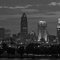 Cleveland After Dark by Stewart Helberg