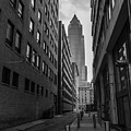 Cleveland Alley  by John McGraw