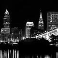 Cleveland Skyline by Dale Kincaid