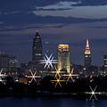 Cleveland Starbursts by Stewart Helberg