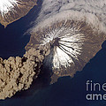 Cleveland Volcano, Iss Image by Science Source